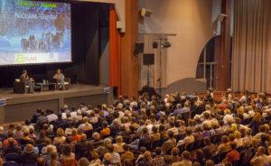 Conférence Nicolas Vannier - Festival de Fibres en musique