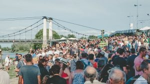 Festival de Fibres en musique - Montjean sur Loire - Mauges sur Loire © Olivier Ortion